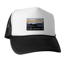 VC-54C Sacred Cow Aircraft Trucker Hat