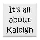 Kaleigh Tile Coaster