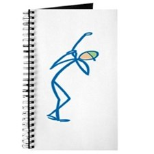 Stick figure golf Journal