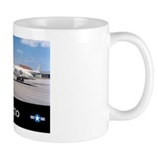 X-3 Stiletto Jet Aircraft Mug