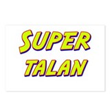 Super talan Postcards (Package of 8)