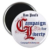 "Campaign For Liberty 2.25"" Magnet (100 pack)"