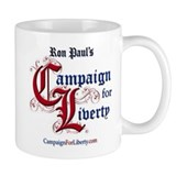 Campaign For Liberty Coffee Mug