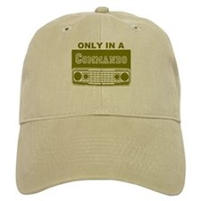 Only In A Commando Baseball Cap