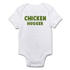 Chicken Hugger Infant Bodysuit