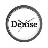 Denise - Personalized Wall Clock