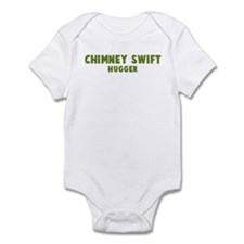 Chimney Swift Hugger Infant Bodysuit