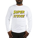 Super stevie Long Sleeve T-Shirt