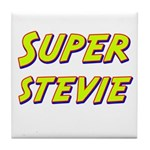 Super stevie Tile Coaster