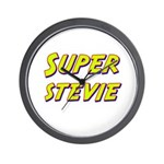 Super stevie Wall Clock