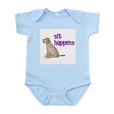 Sit Happens Infant Creeper