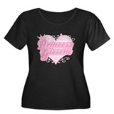"""Princess Gisselle"" Women's Plus Size Scoop Neck D"