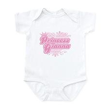"""""""Princess Gianna"""" Onesie"""