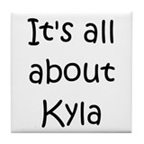 Kyla Tile Coaster