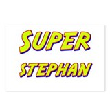 Super stephan Postcards (Package of 8)
