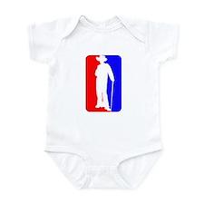 Major League Pimp Infant Bodysuit
