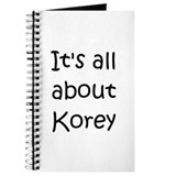 Cool Korey Journal