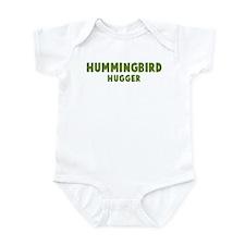 Hummingbird Hugger Onesie