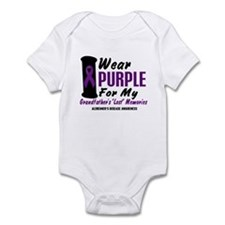 Grandfather's Lost Memories 2 Infant Bodysuit