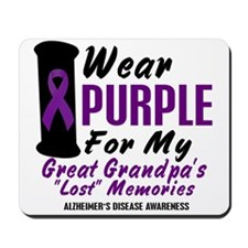 Great Grandpa's Lost Memories 2 Mousepad