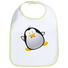 Fat Penguin Bib
