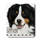 Cute Berner Mousepad