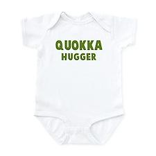 Quokka Hugger Infant Bodysuit