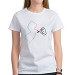 NJ > U Women's T-Shirt