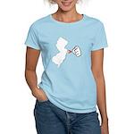 NJ > U Women's Light T-Shirt