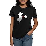 NJ > U Women's Dark T-Shirt