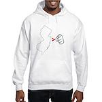NJ > U Hooded Sweatshirt