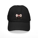 Peace Love Forensics Black Cap