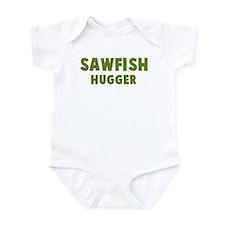 Sawfish Hugger Infant Bodysuit