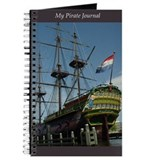 Amsterdam Ship Pirate Journal