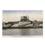 Cute Isles of shoals Postcards (Package of 8)