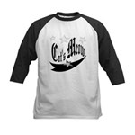 Cat's Meow Kids Baseball Jersey