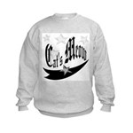 Cat's Meow Kids Sweatshirt