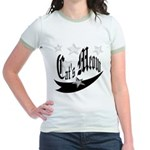 Cat's Meow Jr. Ringer T-Shirt
