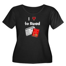 I Love to Read T