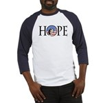 Obama Patriotic Hope Baseball Jersey