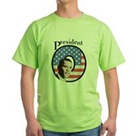 President O Patriotic Green T-Shirt