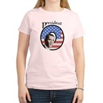 President O Patriotic Women's Light T-Shirt
