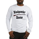 Blackpowder Shooter Long Sleeve T-Shirt