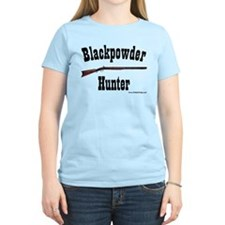 Blackpowder Hunter Women's T-Shirt