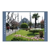 Blue Mosque Postcards (Package of 8)