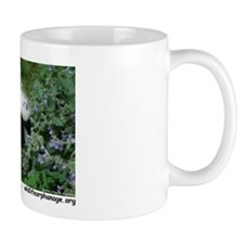 Mug with skunk photo