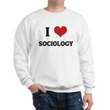 I Love Sociology Jumper