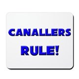 Canallers Rule! Mousepad
