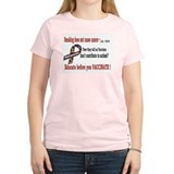 CDC Educate before you vaccin T-Shirt