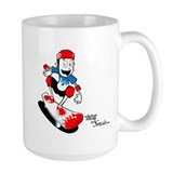Shut Up and Smile Extreme Sports Mug